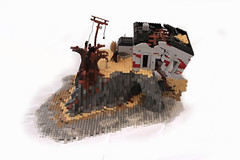 The Withering. by Lego Junkie.