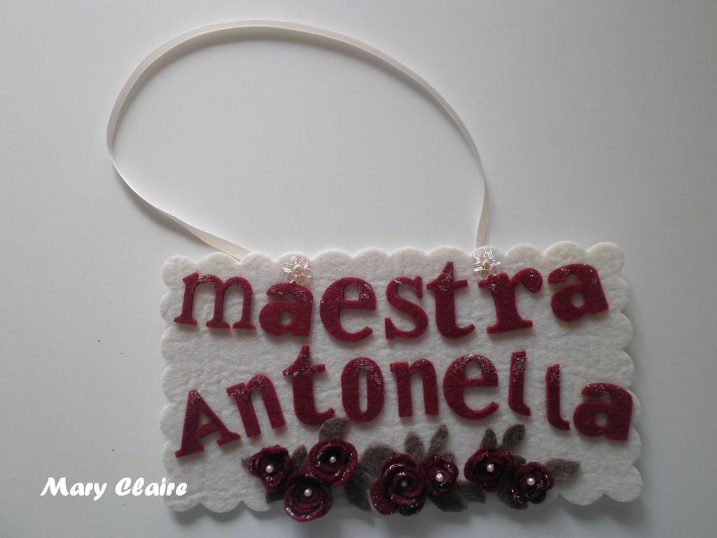 maestra Antonella