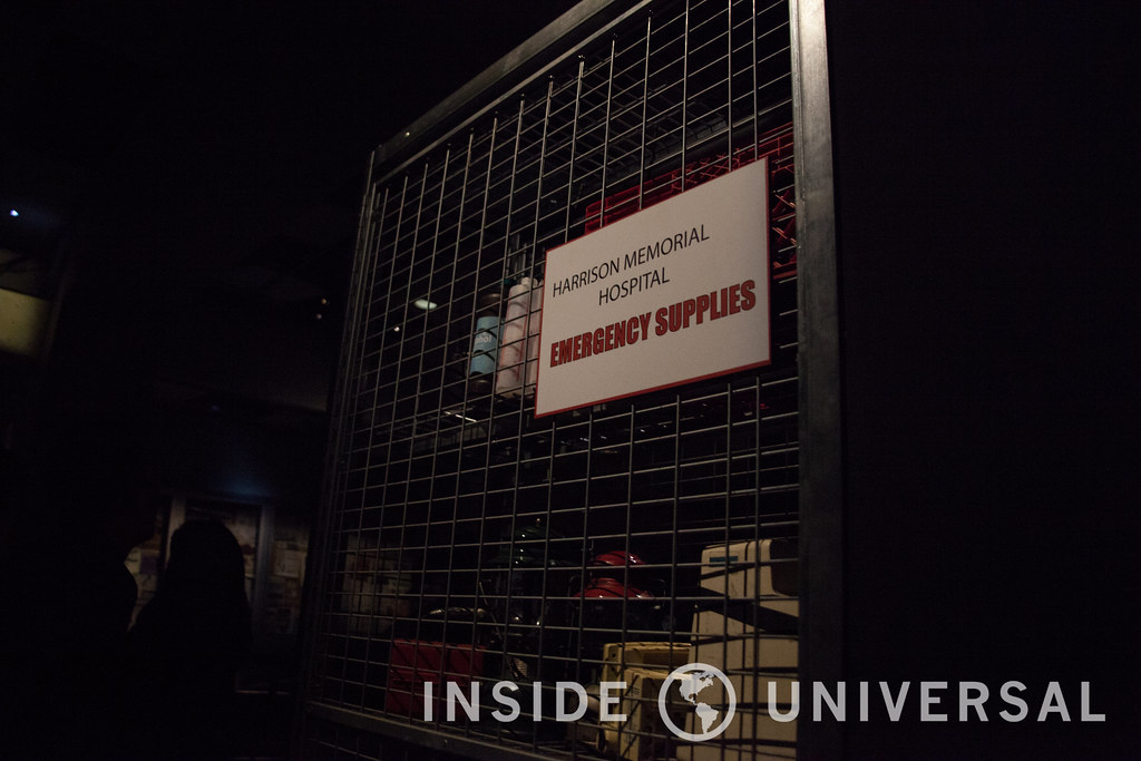 Universal Studios Hollywood previews The Walking Dead Attraction