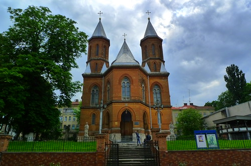 Chernivtsi , Ukraine