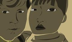 Heanu & Zione 2012.07.09 by Julia L. Kay