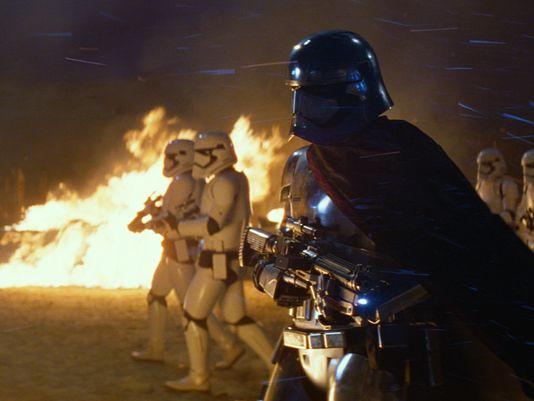 Star Wars - Episode VII - The Force Awakens - screenshot 20