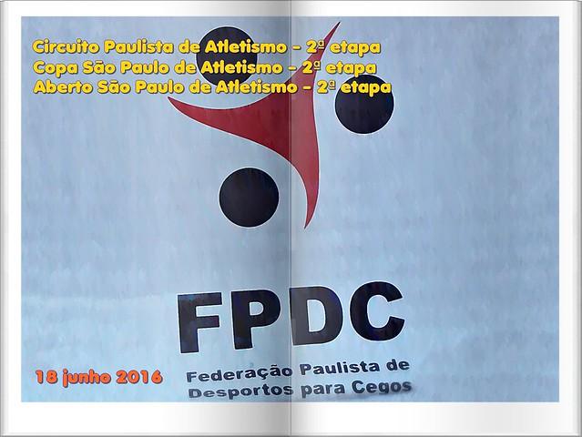 Circuito Paulista/Aberto São Paulo de Atletismo FPDC - 2ª etapa