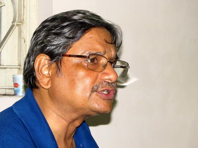 पॉन्ड्स ऑफ कोलकाता के लेखक एवं पर्यावरणविद मोहत राय