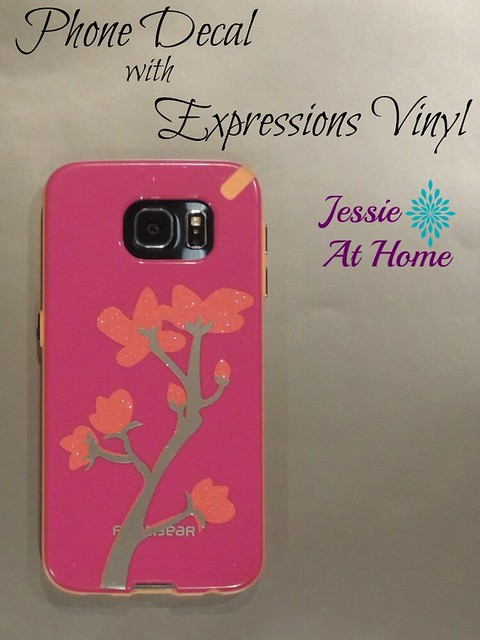 Phone-Decal-with-Expressions-Vinyl-and-Jessie-At-Home