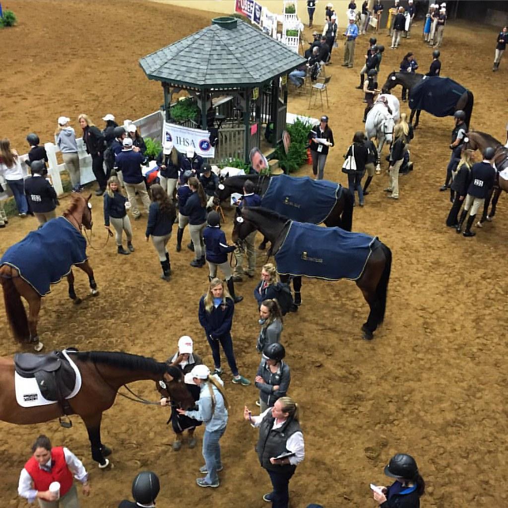 Pit Crews #ihsa #Horse #nationals