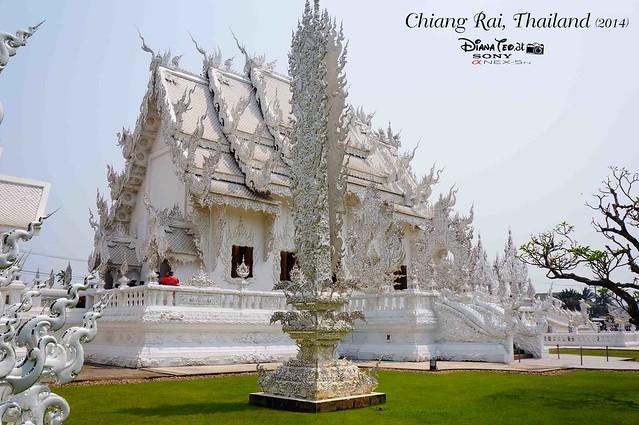 Thailand - Chiang Rai Wat Rong Khun 06