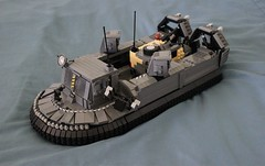 Amph-2 Landing-Craft by Lego Junkie.