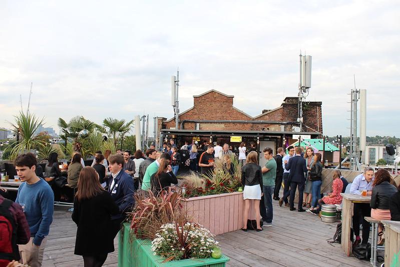 Rooftop Film Club London / etdrysskanel.com