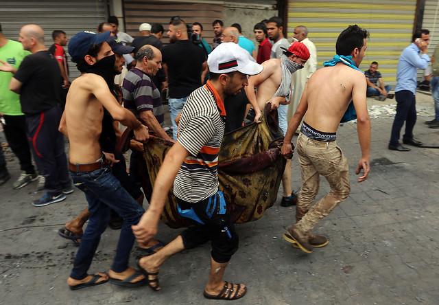 Aumenta cifra de muertos en Bagdad