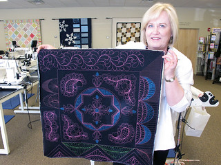 You asked for it Retreat Quilt | by Handi Quilter