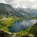 Tatra Mountains - View from footpath to Szpiglasowa Pass to Five Polish Tarns Valley