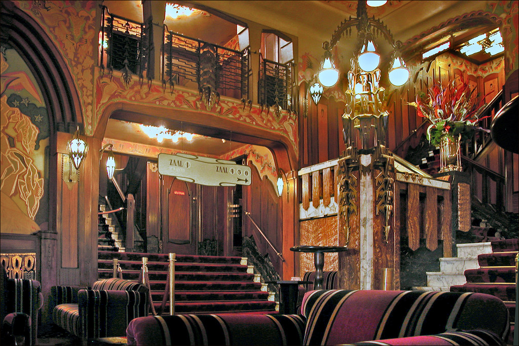 Le cinéma-théâtre Tuschinski (Amsterdam)