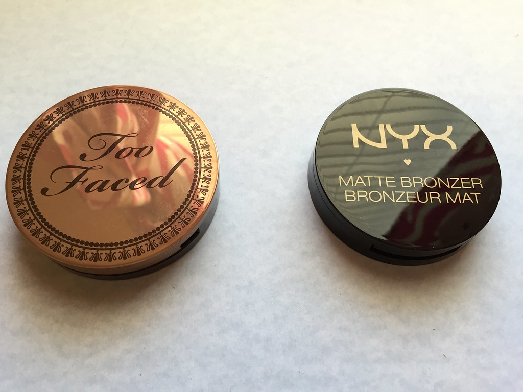Splurge VS Save: Too Faced Chocolate Soleil Matte Bronzing Powder ...