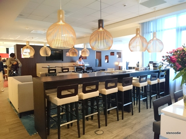 Hampton by Hilton Amsterdam Airport Schiphol dining