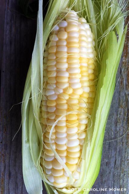'Luscious' corn