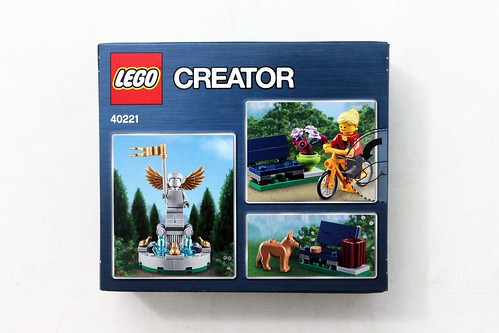 LEGO Creator Fountain (40221)