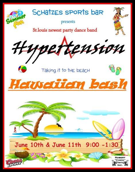 Hypertension 6-10, 6-11-16