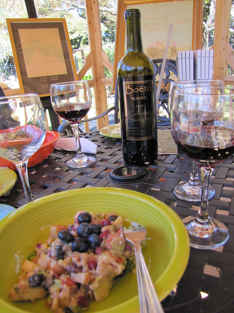 Rainbow Ssambap, speciality breakfast at Carmel Valley Lodge
