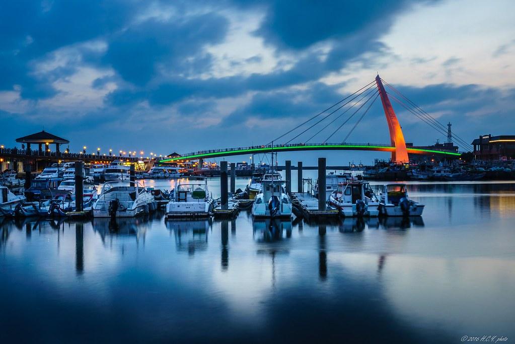 淡水 漁人碼頭