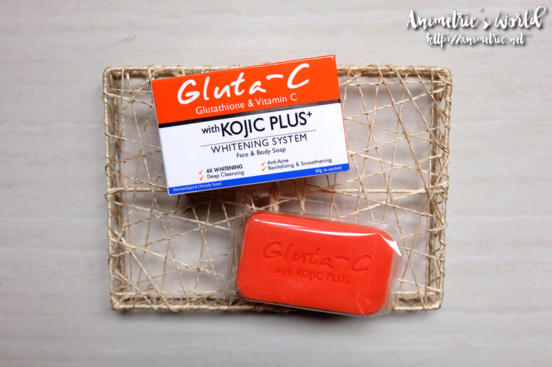 Gluta-C with Kojic Plus
