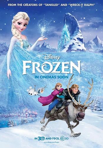冰雪奇缘 Frozen (2013)海报