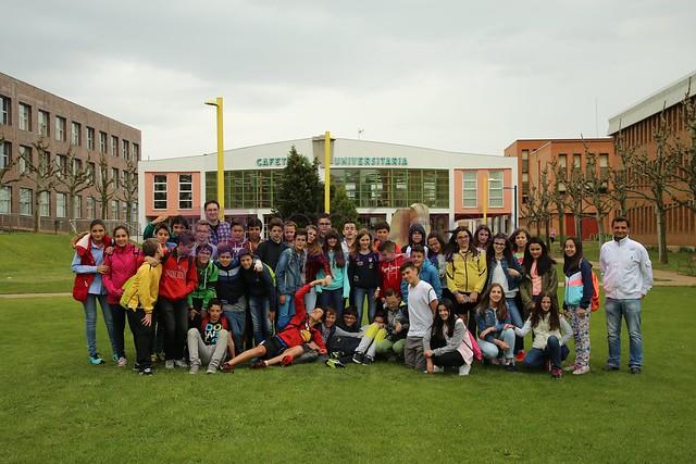 Excursión CZULE, León - 1º ESO Biología y Geología