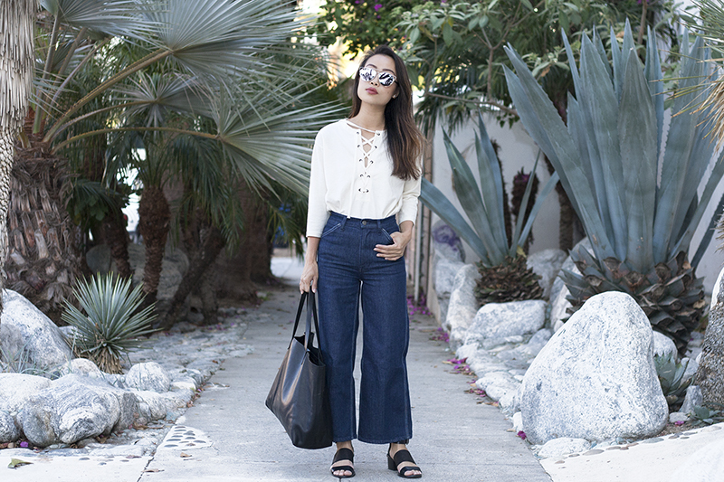 09madewell-denim-laced-tee-leather-tote-venice-la-style-fashion