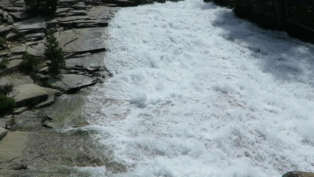 Horsetail Falls Hike Tahoe