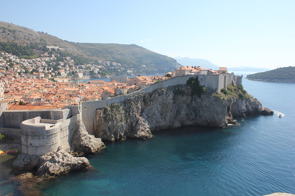 Dubrovnik Croatia Game of Thrones location King's Landing