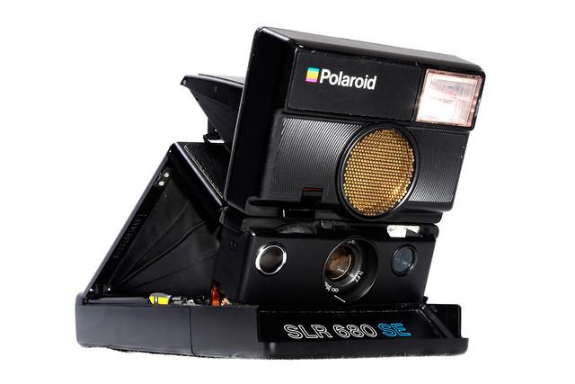 Polaroid SLR-680 SE