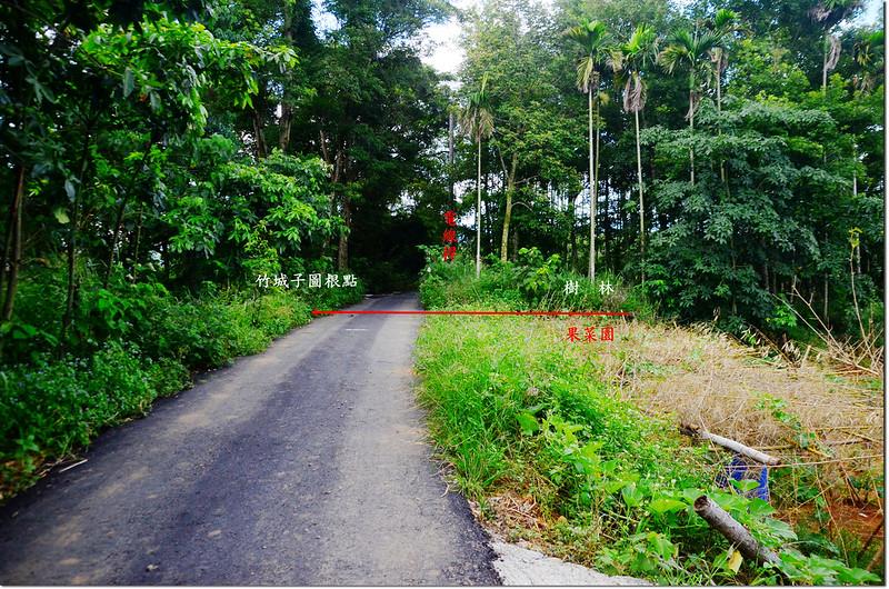 竹城子土地調查局圖根點點位