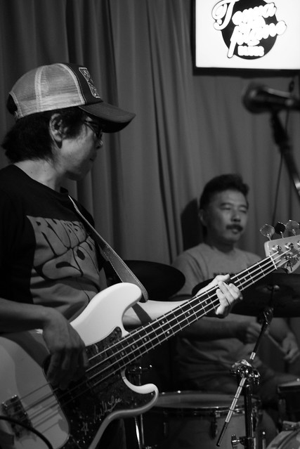 T.G.I.F. blues session at Terraplane, Tokyo, 08 Jul 2016 -00035