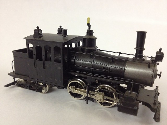 ho Scale Heisler Logging Various ho Scale