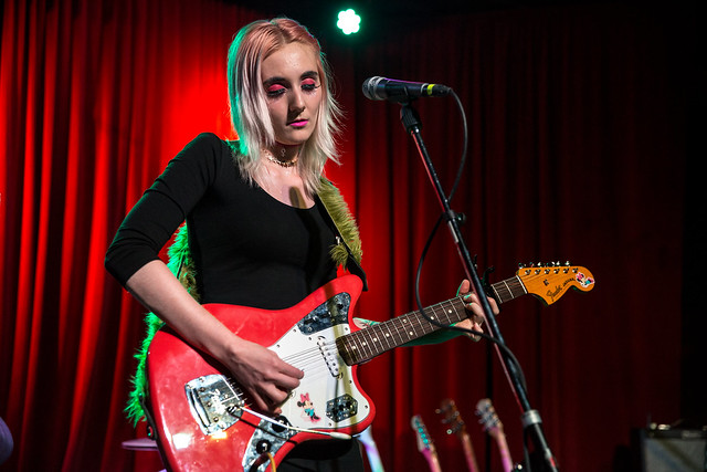 Jessica Lea Mayfield (with Summer Magic) at Off Broadway 6/24/16