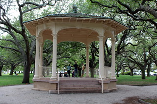Charleston - White Point Garden: M.F. Williams Memorial Bandstand