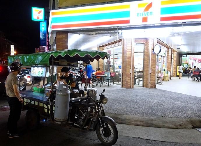 1 新竹 竹北 三民路 7-11 無名豆花 麵線糊