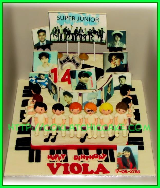 Cake SuJu