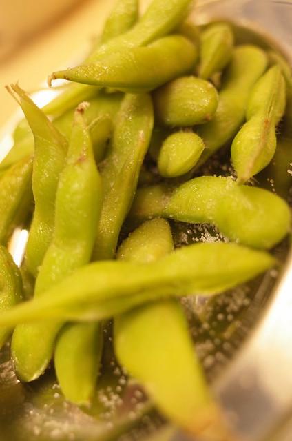 お多福 枝豆