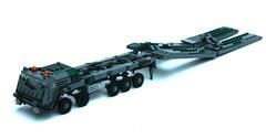 MLC-70 truck (LEGUAN Bridge System unfolded) by [Stijn Oom]