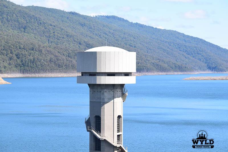 Thomson Dam Gippsland