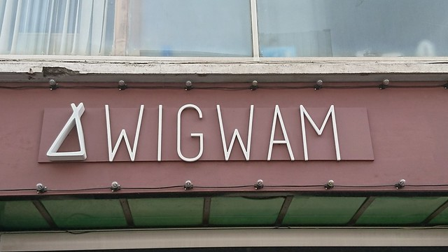 WigWam sign
