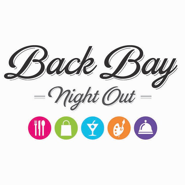 Back Bay Night Out June 9, 2016 5-8PM