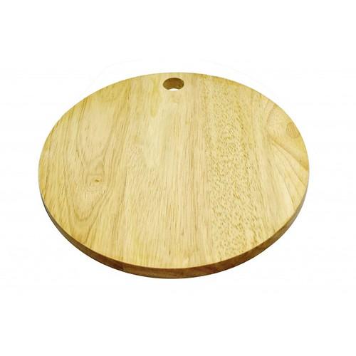 Thớt gỗ cao su mẫu số 2
