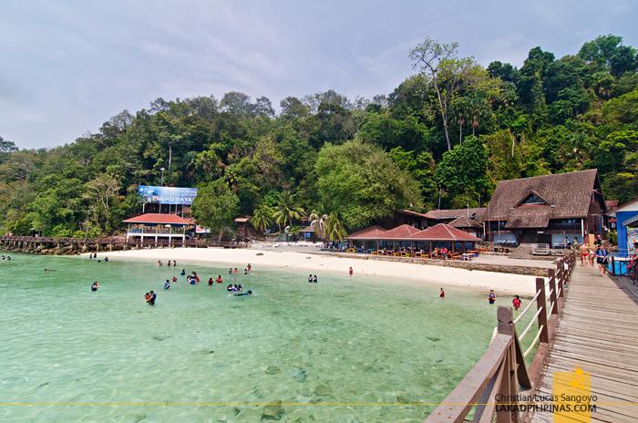 Pulau Payar Marine Park Langkawi