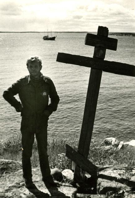 Мыс Картеш крест и я