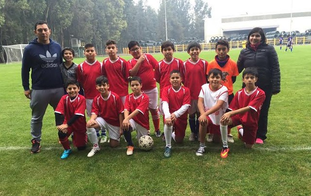 Actividad de Fútbol