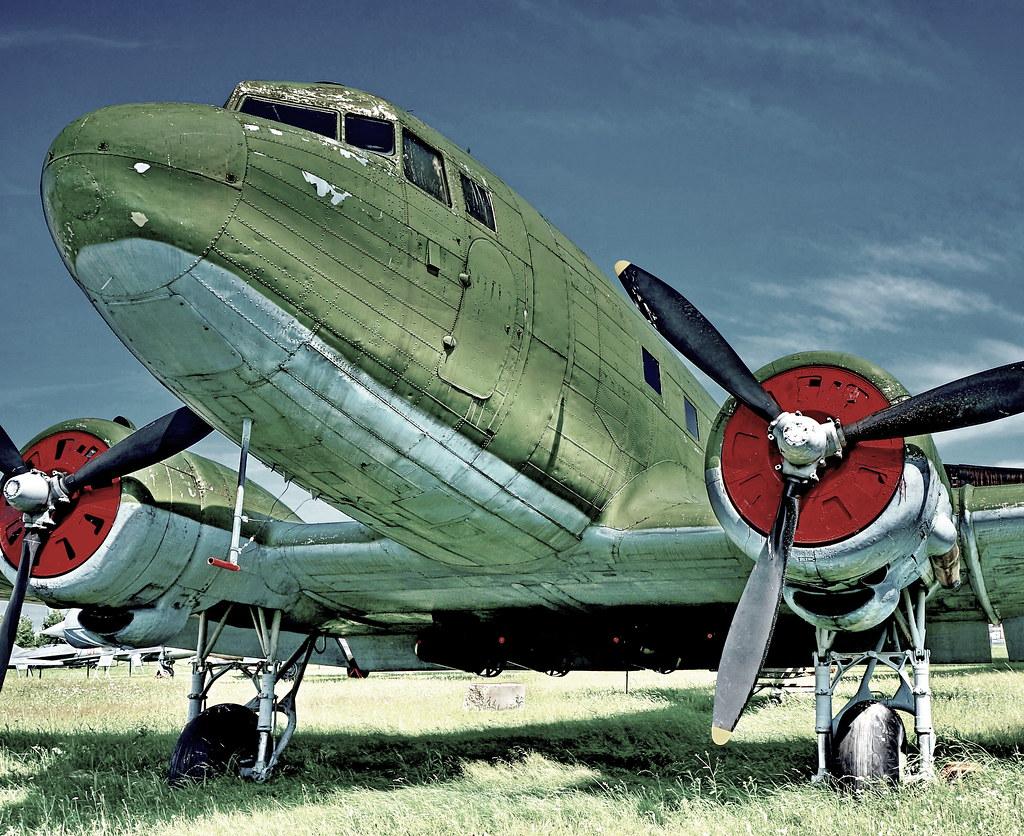 Ли-2 DC-3