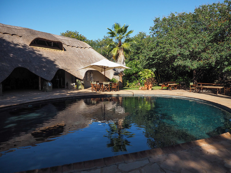 Bayete Guest Lodge in Victoria Falls