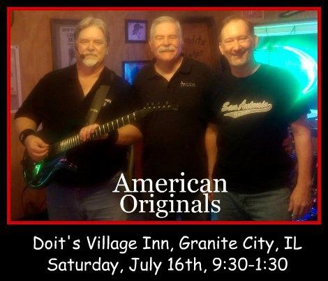 American Originals 7-16-16